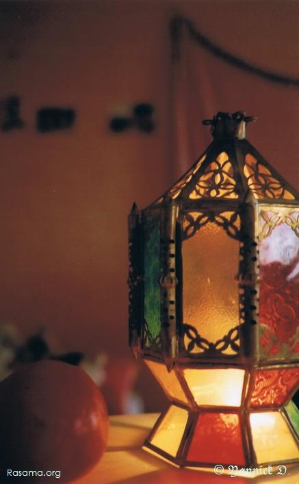 [Résidence] 9 Church Road, Manchester. Interieur-lanterne-arabe-140809AT